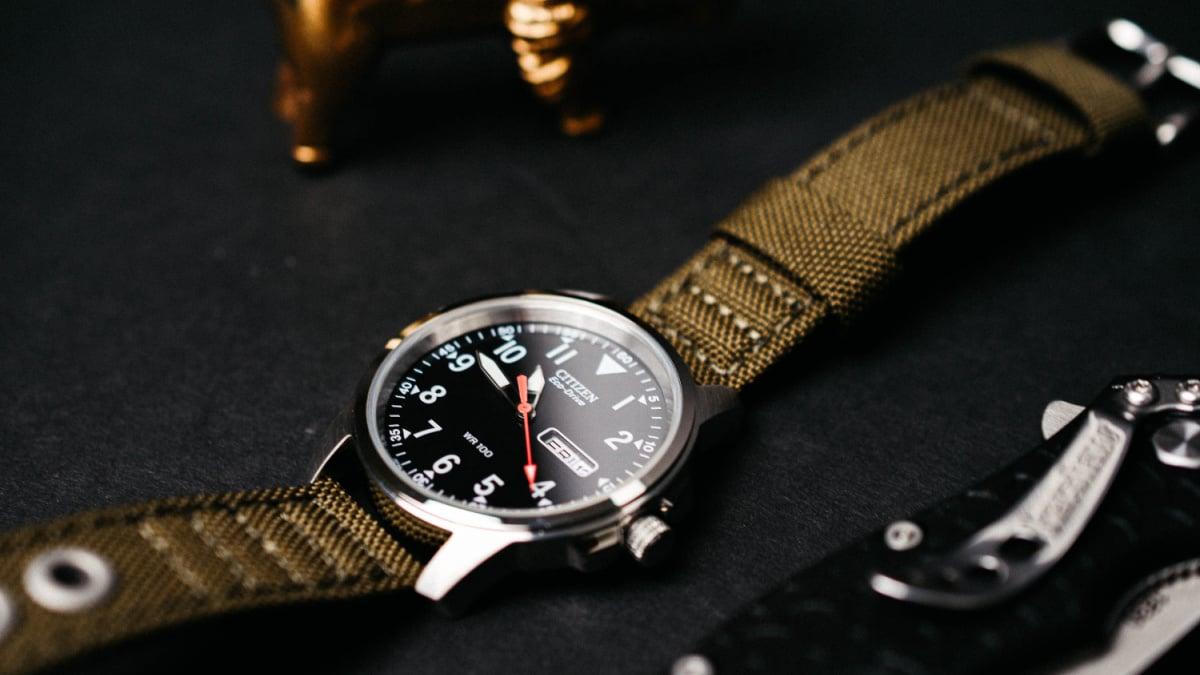 5 Best Field Watches under 200 rugged watches