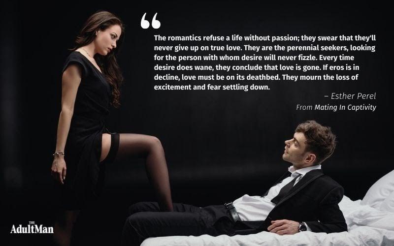 Esther Perel Quote