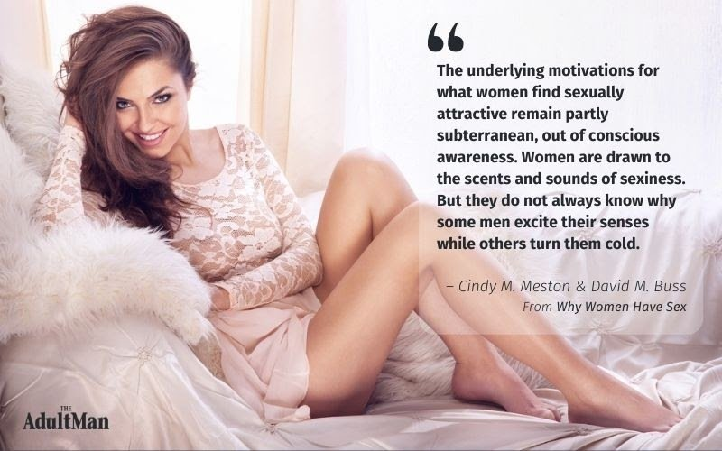 Why Women Have Sex Quote
