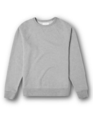 Everlane Classic French Terry Crew