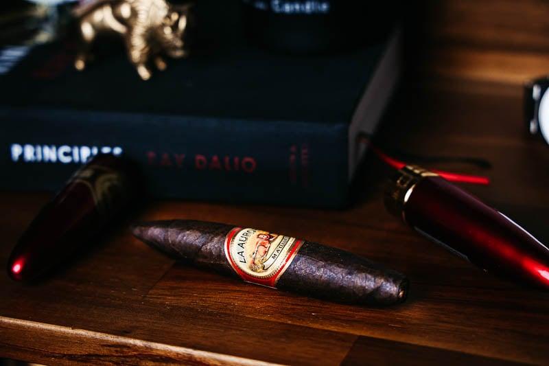 la aurora cigars ruby 1903 collection