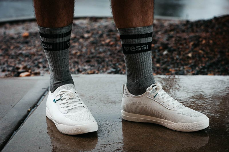 vessi shoes and socks