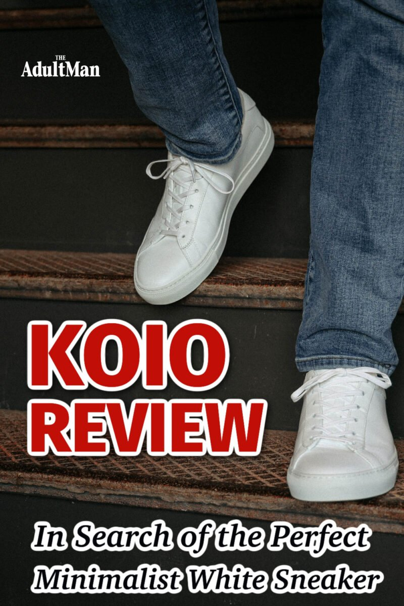 KOIO Review: In Search of the Perfect Minimalist White Sneaker