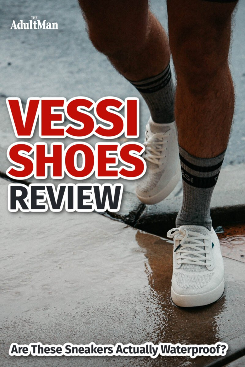 Vessi Shoes Review: Are These Sneakers Actually Waterproof?
