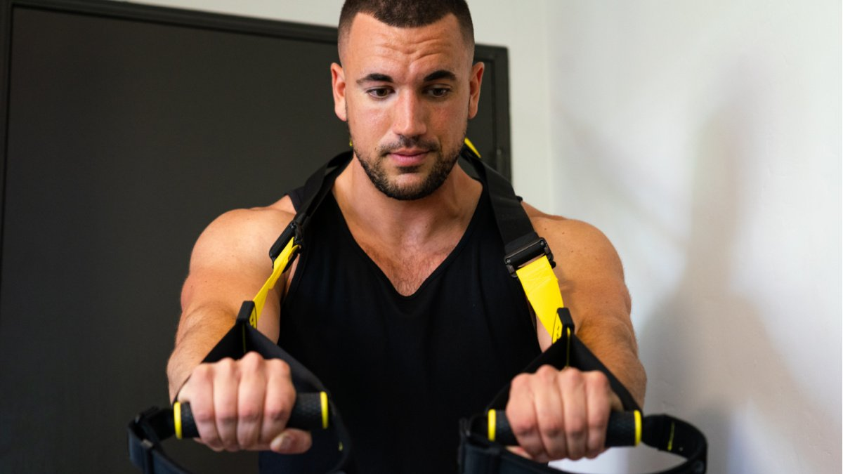 how to build muscle at home workout tutorial