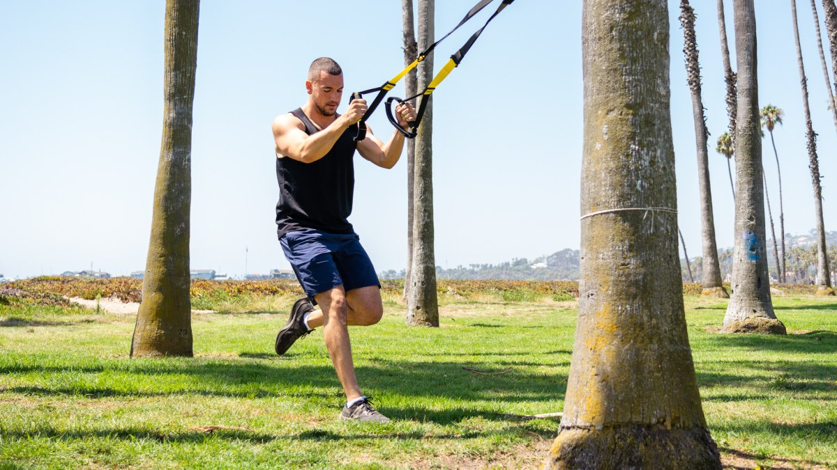 trx training review home workout equipment