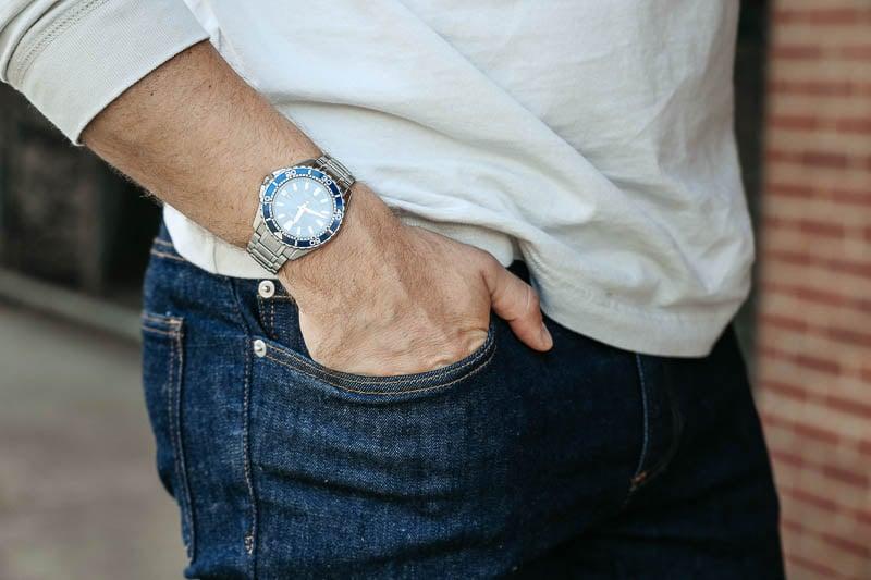 GAP jeans pocker detail