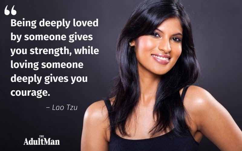 Lau Tzu Quote